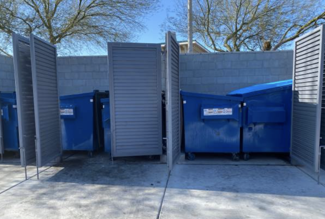dumpster cleaning in grand prarie