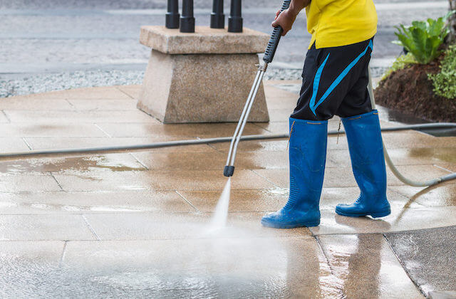commercial cleaning grand prairie